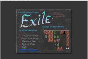 Exile: Escape from the Pit 24