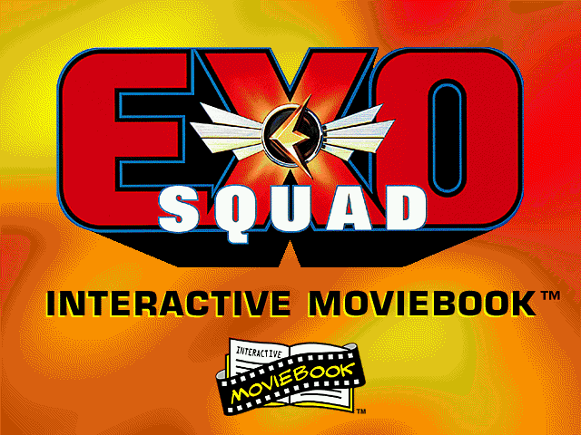 EXO Squad Interactive Moviebook 0