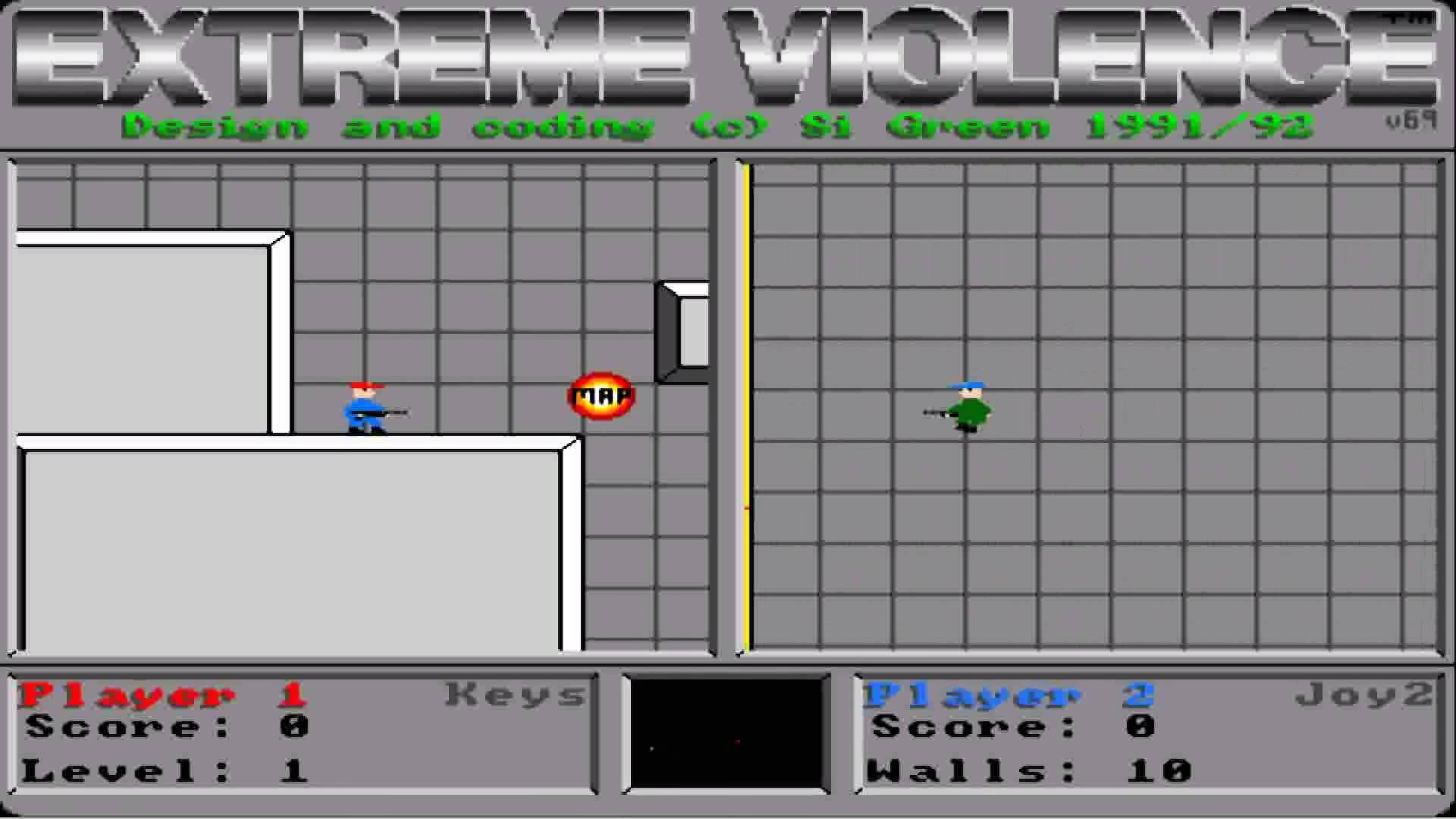 Download Extreme Violence (Amiga) - My Abandonware