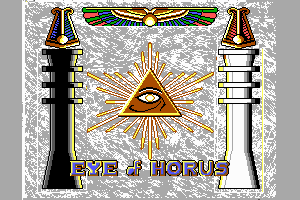 Eye of Horus 0