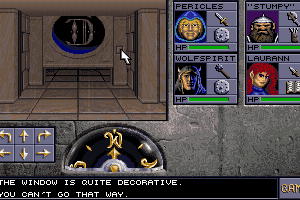 Eye of the Beholder II: The Legend of Darkmoon abandonware