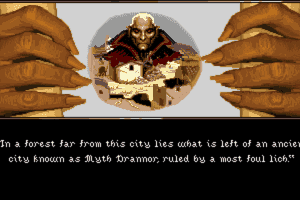 Eye of the Beholder III: Assault on Myth Drannor abandonware