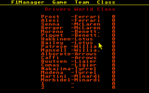 F.1 Manager 1