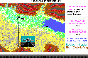 F-15 Strike Eagle II: Operation Desert Storm Scenario Disk 19