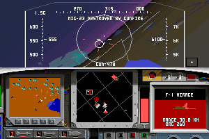 F-15 Strike Eagle II: Operation Desert Storm Scenario Disk 26