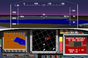 F-15 Strike Eagle II: Operation Desert Storm Scenario Disk 29