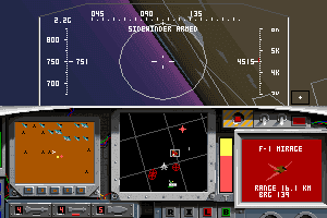 F-15 Strike Eagle II: Operation Desert Storm Scenario Disk 8