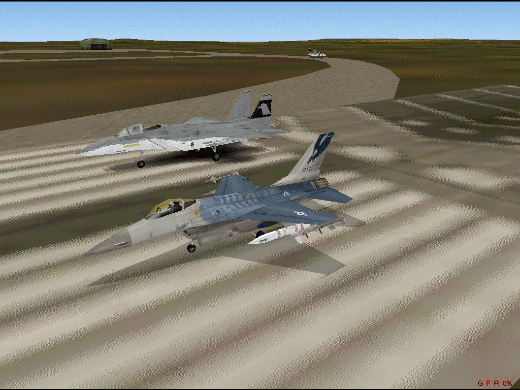 f 16 multirole fighter free download