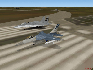 F-16 Multirole Fighter abandonware