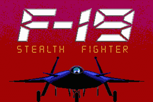 F-19 Stealth Fighter 0