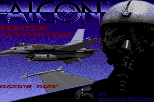Falcon Operation: Counterstrike abandonware