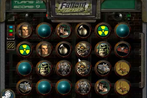 Fallout: Tactics Concentration Game abandonware