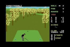 Famous Courses of the World: Vol. I abandonware