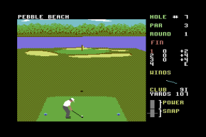 Famous Courses of the World: Vol. II abandonware