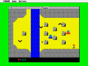 Fanwor: The Legend of Gemda abandonware