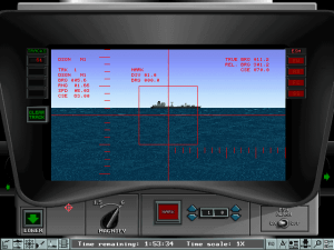 Fast Attack: High Tech Submarine Warfare abandonware