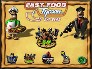 Fast Food Tycoon 0
