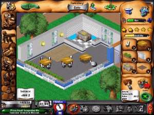 Fast Food Tycoon 1