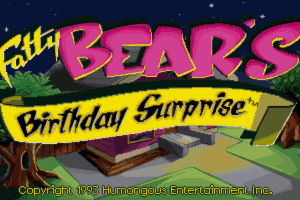 Fatty Bear's Birthday Surprise 0