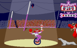 Fiendish Freddy's Big Top O' Fun abandonware