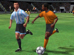 FIFA 2001: Major League Soccer 0