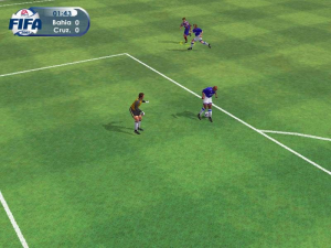 FIFA 2001: Major League Soccer 11