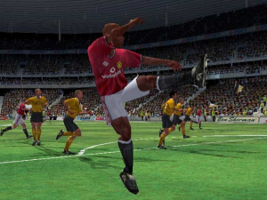 FIFA 2001: Major League Soccer 1