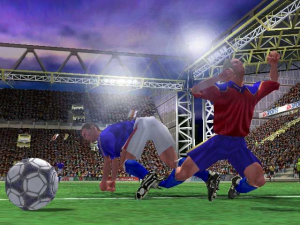 FIFA 2001: Major League Soccer 3