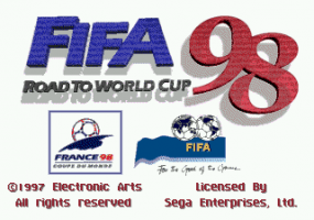 FIFA 98: Road to World Cup 0