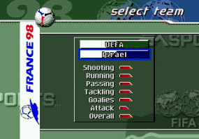 FIFA 98: Road to World Cup 9