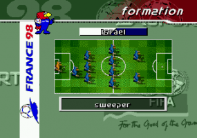 FIFA 98: Road to World Cup 18