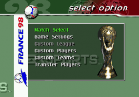 FIFA 98: Road to World Cup 2