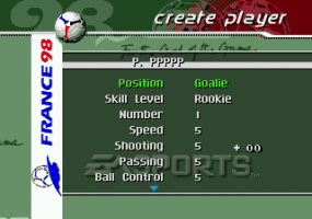 FIFA 98: Road to World Cup 4
