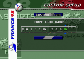 FIFA 98: Road to World Cup 5