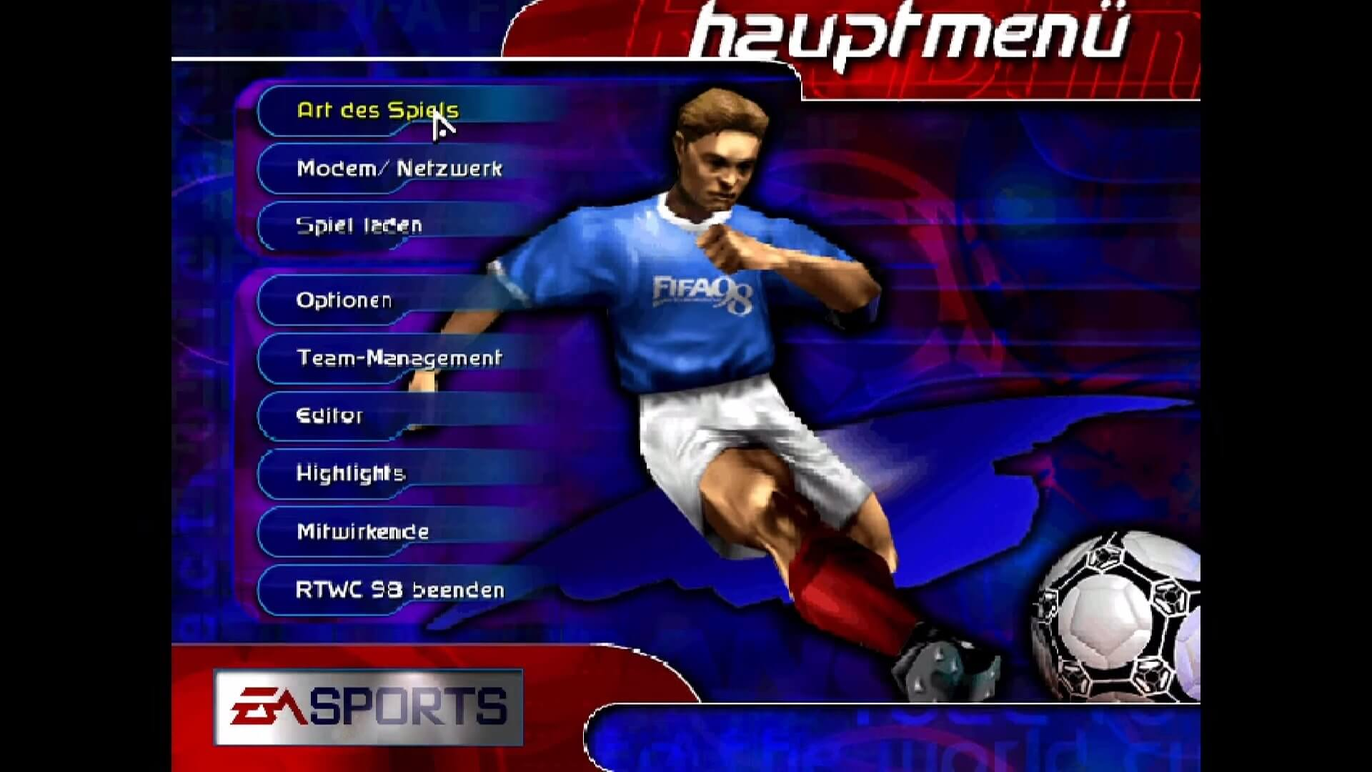 Download Fifa Road To World Cup 98 My Abandonware