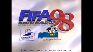 FIFA: Road to World Cup 98 2