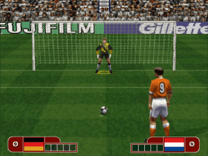 FIFA: Road to World Cup 98 4