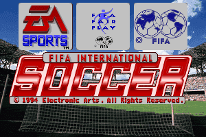 FIFA International Soccer 0