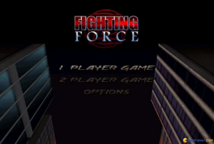 Fighting Force 0