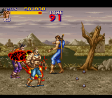 Final Fight 2 abandonware