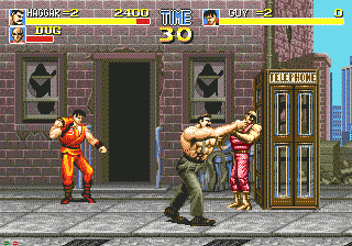 Download Final Fight - My Abandonware
