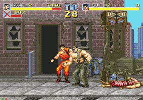 Final Fight abandonware