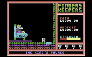 Finders Keepers abandonware