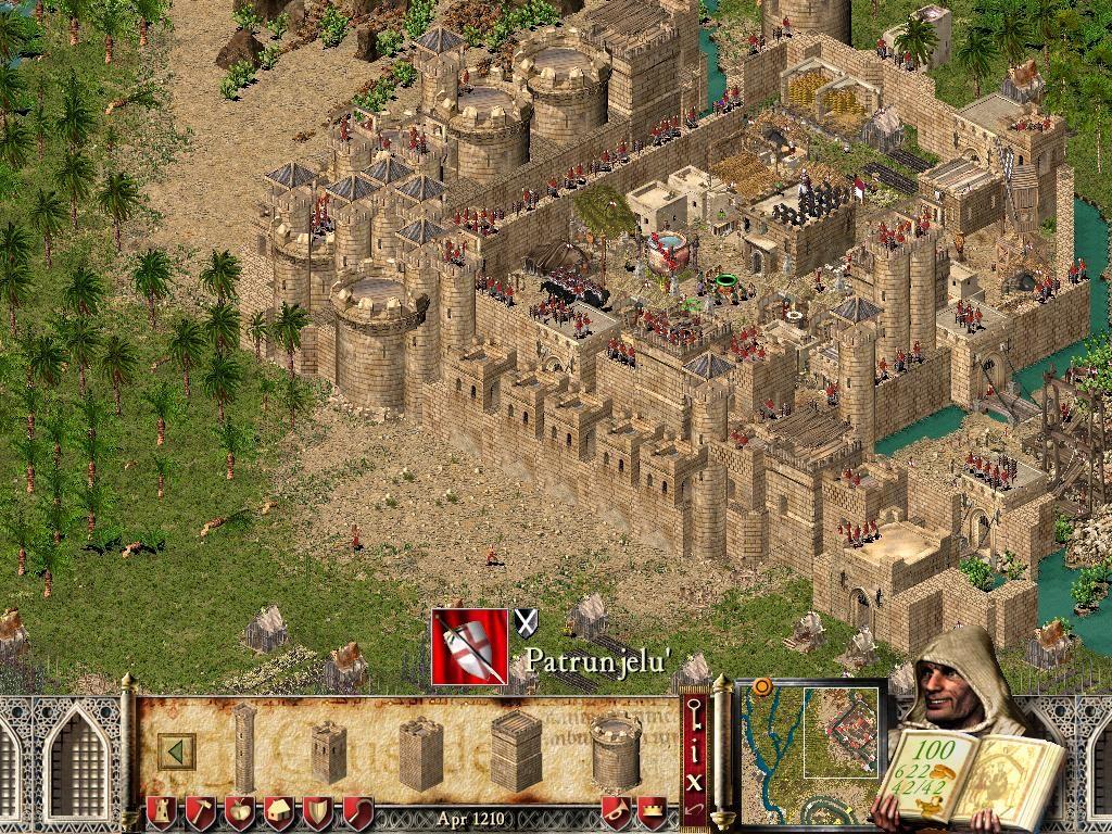 stronghold crusader mac game download