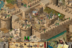 FireFly Studios' Stronghold Crusader abandonware