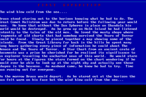 First Expedition abandonware