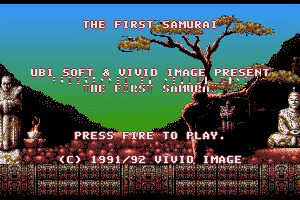 First Samurai 4