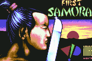 First Samurai 0