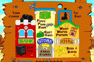 Fisher-Price Great Adventures: Wild Western Town 4