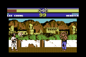 Fist Fighter abandonware